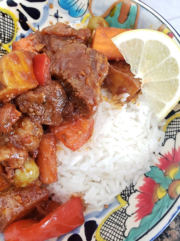 Caladreta Beef Stew